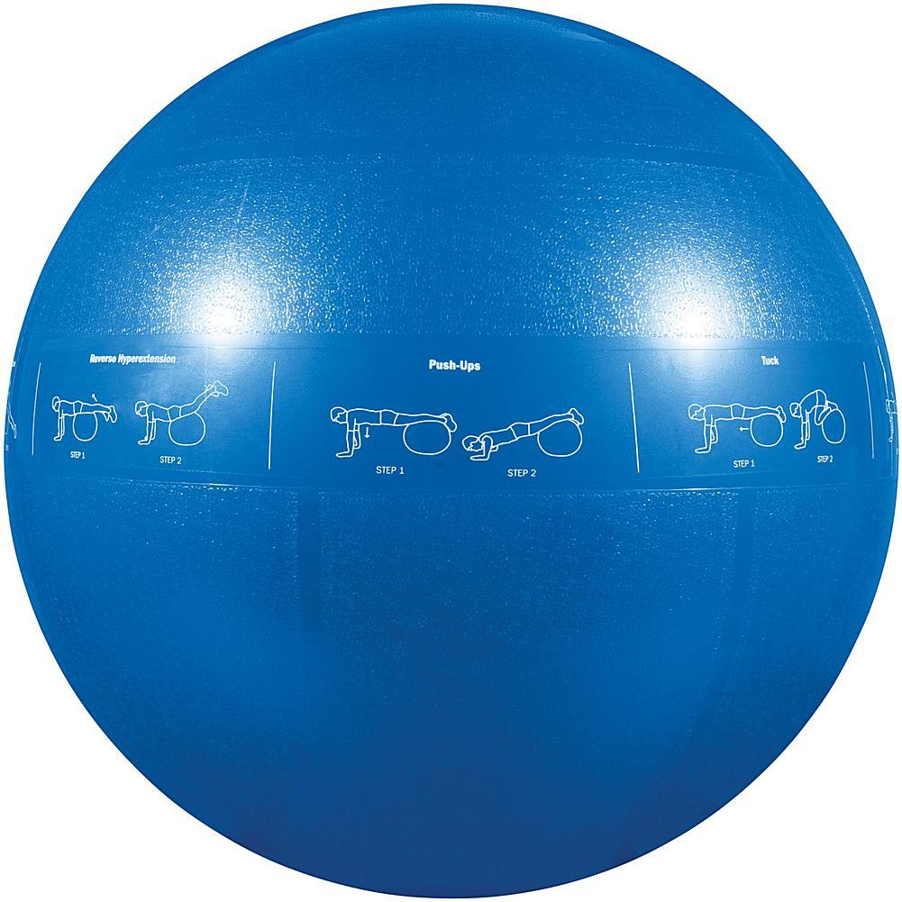 GoFit(R) GF-55PRO Professional Grade Core Stability Ball (55cm; Blue)