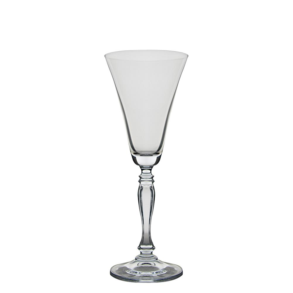 Ten Strawberry Street 10 Strawberry Street Diana 6.5 oz. White Wine Glass Stemware - Set of 6