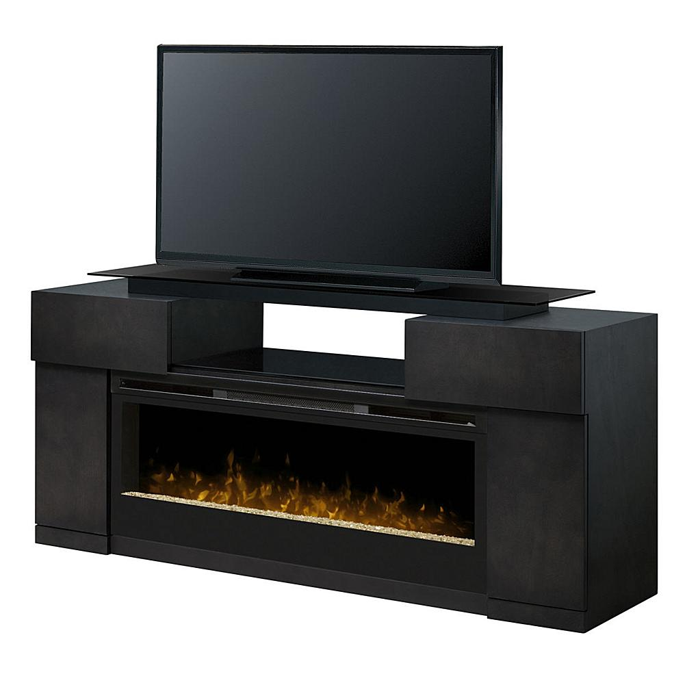 Home Marketplace Dimplex Concord Media Console Electric Fireplace