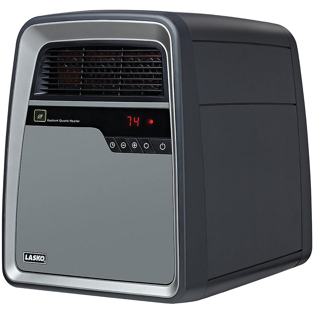 Lasko Cool-Touch Infrared Quartz Heater with Remote Control