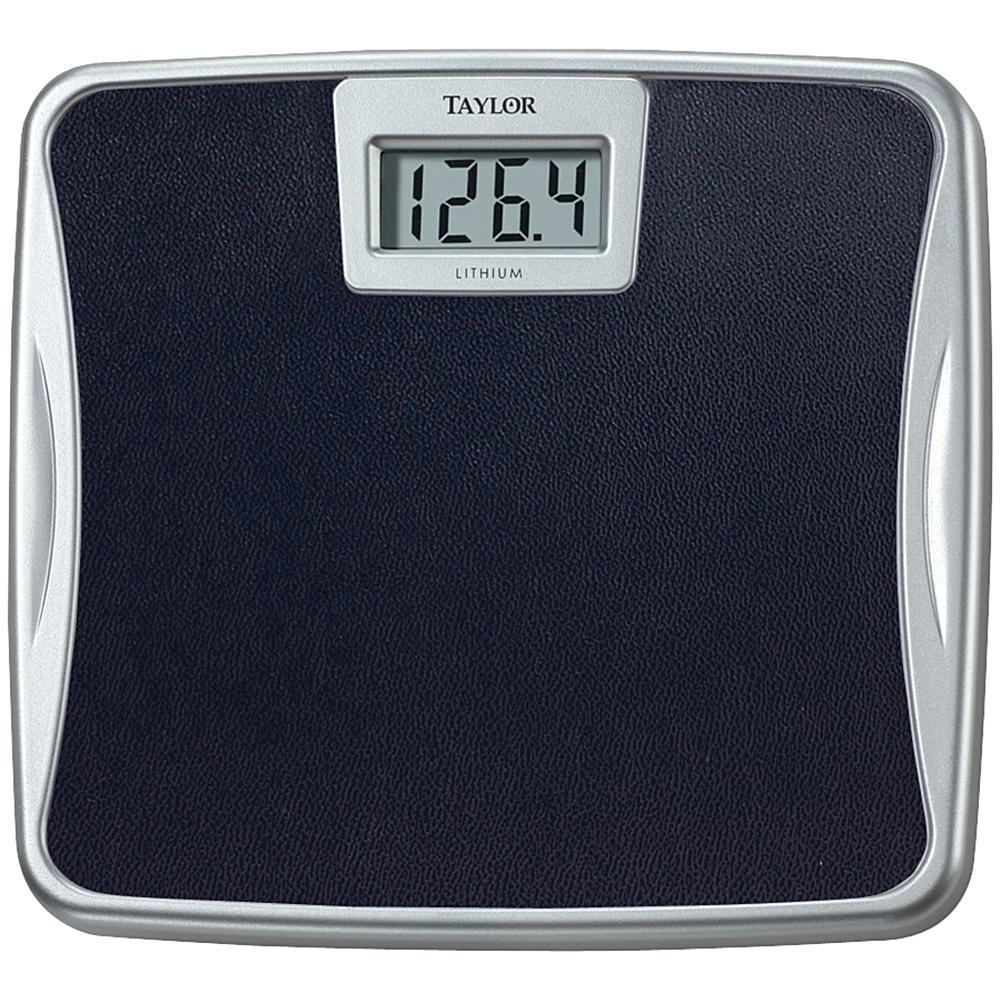 TAYLOR(R) PRECISION PRODUCTS Taylor(R) Precision Products 73294072 Silver Platform Lithium Electronic Digital Scale
