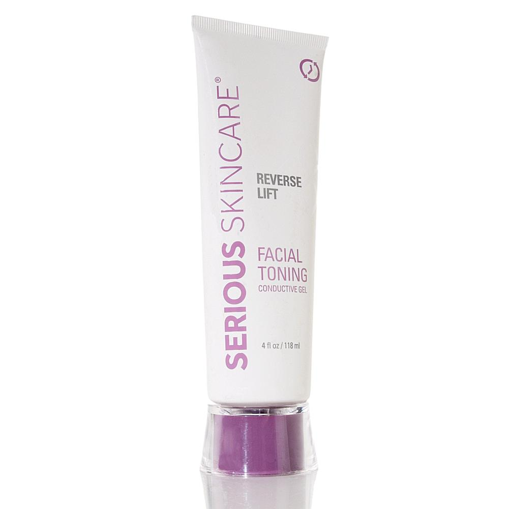 Serious Skincare Reverse Lift Facial Toning Conductive Gel