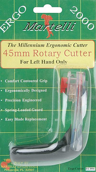 Crafts & Sewing 2000 45mm Rotary Cutter - Left Hand
