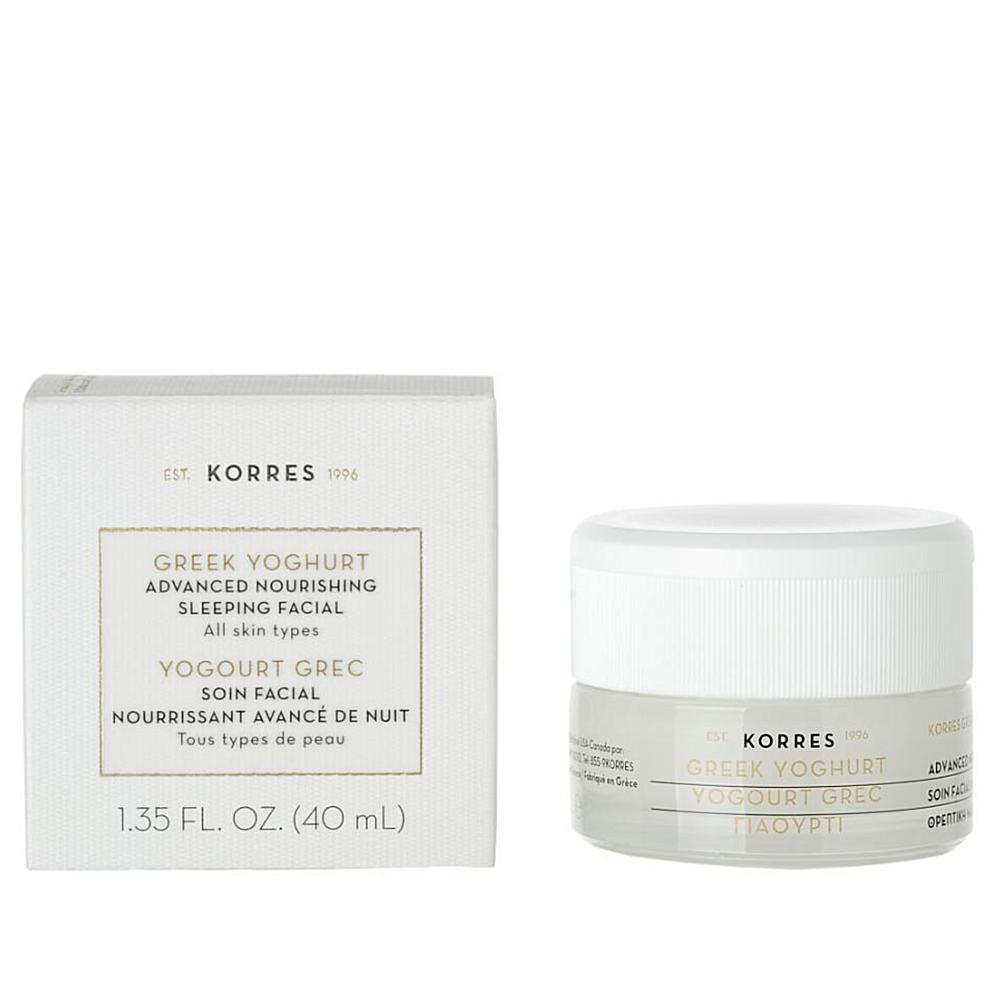 Korres Greek Yoghurt Advanced Sleeping Facial