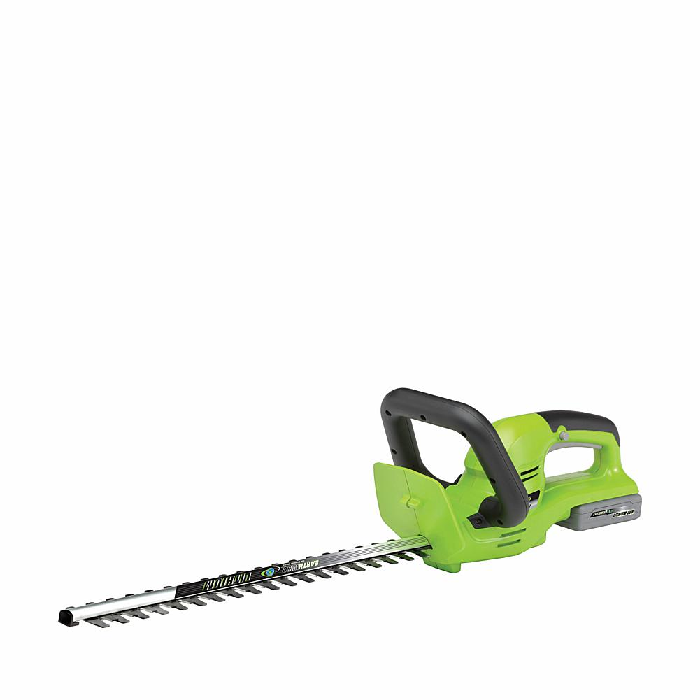 EARTHWISE 18-Volt 22 Cordless Hedge Trimmer