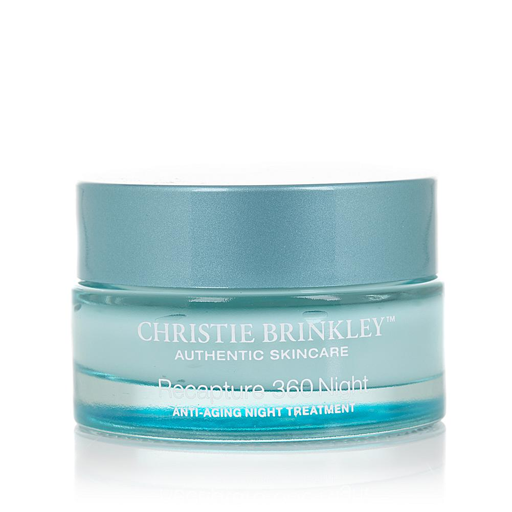 Christie Brinkley Recapture 360 Night Beauty Treatment Cream