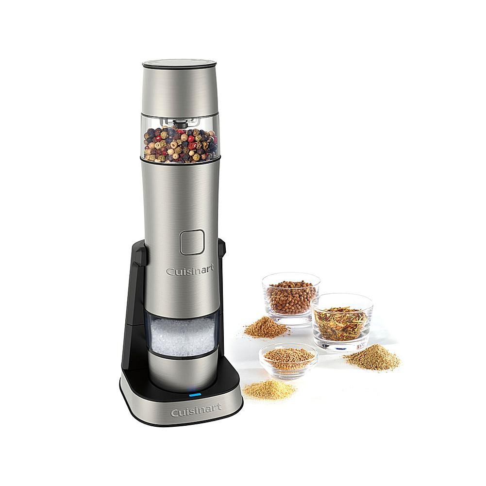 Cuisinart Stainless Steel Rechargeable Spice Grinder