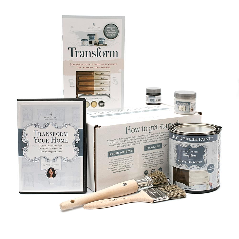 Pickler & Ben Amitha Verma Transform 7-piece Paint Kit