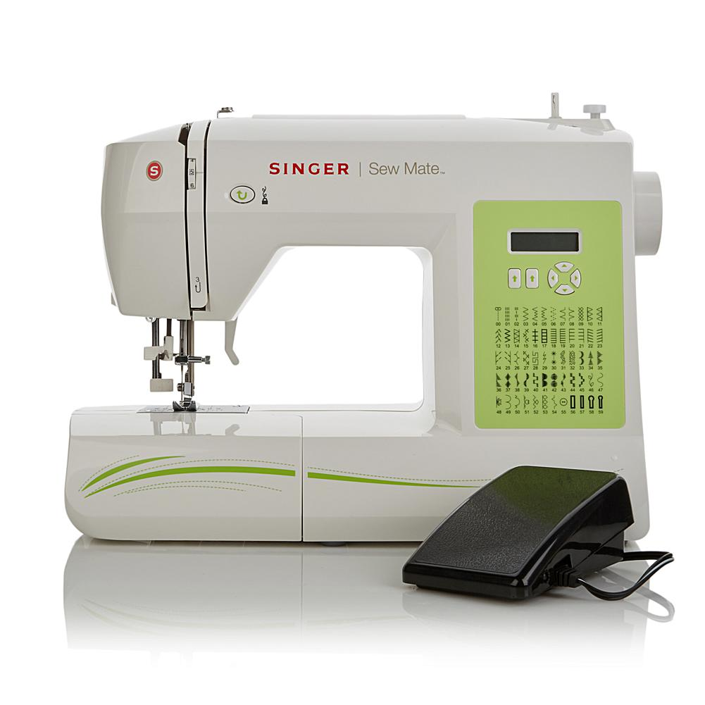 Singer 5400 Sew Mate Electronic Sewing Machine