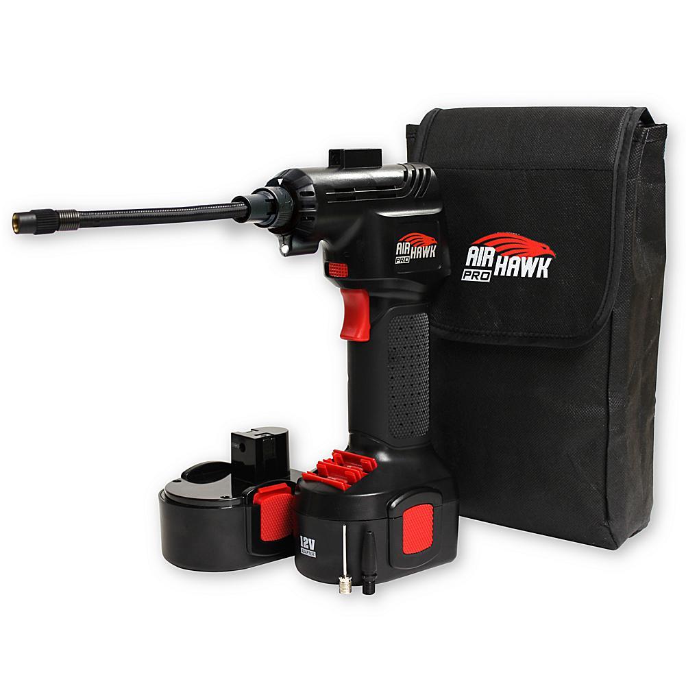 As Seen on TV Air Hawk Pro Cordless Air Compressor
