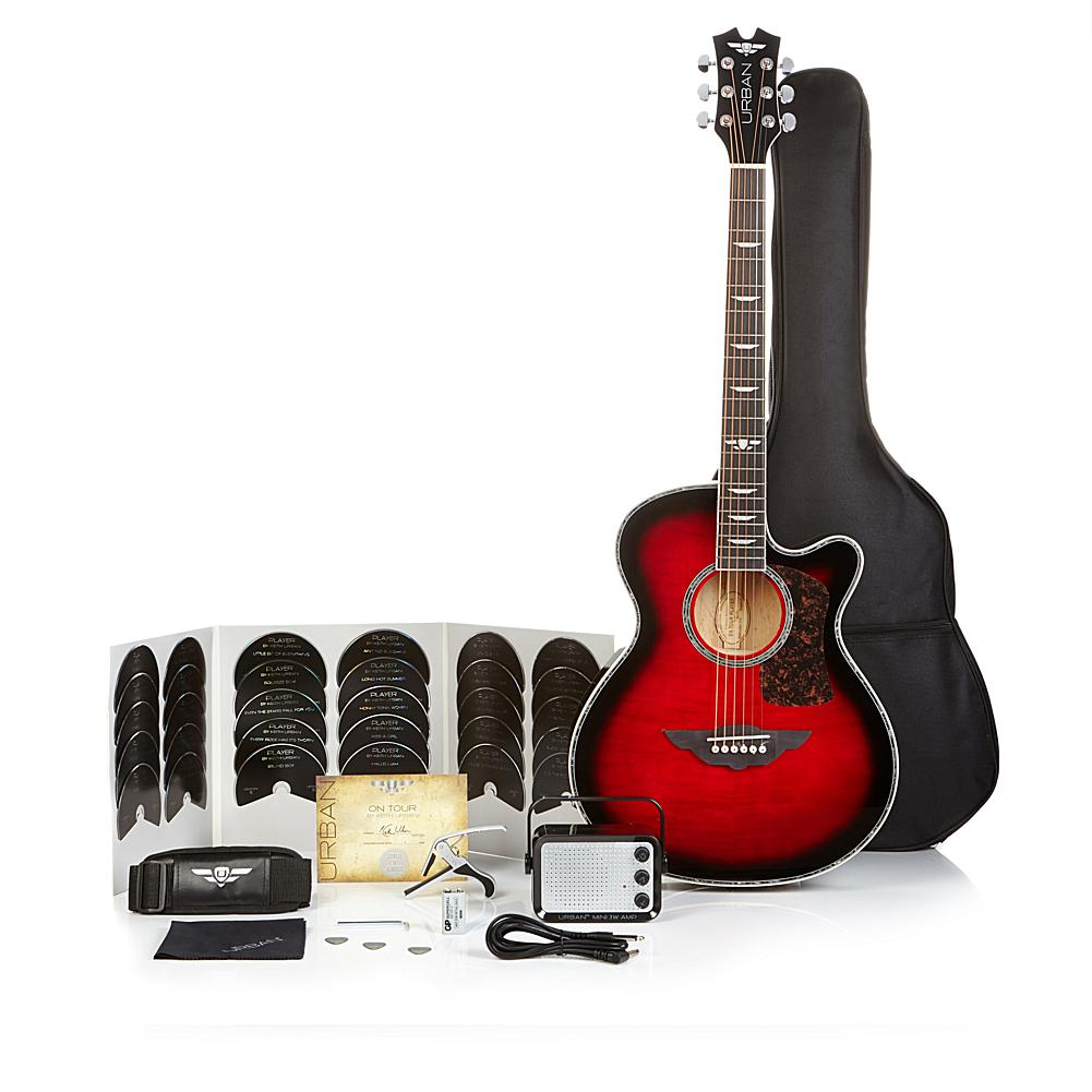 URBAN Guitar Collection Keith Urban On Tour Player