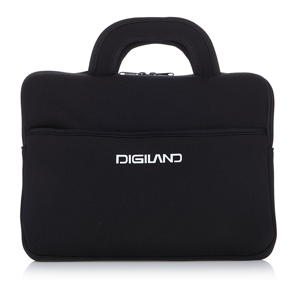 DigiLand 10 Portable DVD Player/Tablet Sleeve