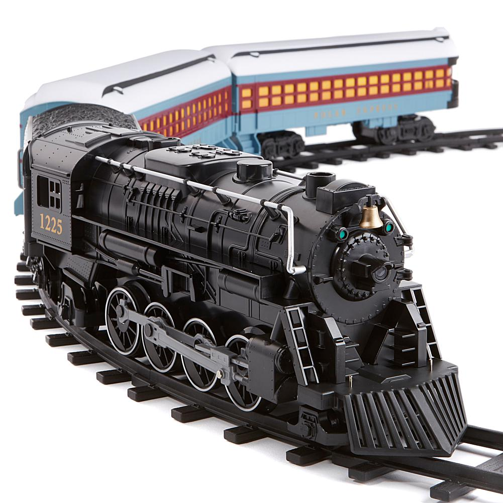 Lionel Trains Polar Express Ready-to-Play Train Set with DVD