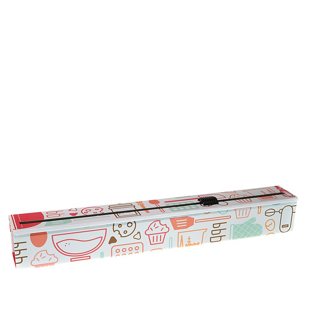 ChicWrap Parchment Paper Dispenser with Roll of Parchment Paper