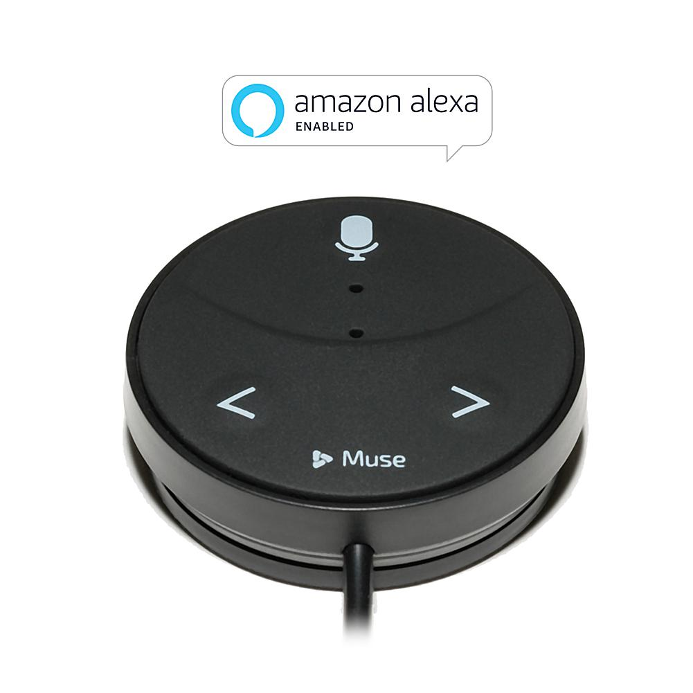 Muse Auto Alexa-Enabled Bluetooth Accessory