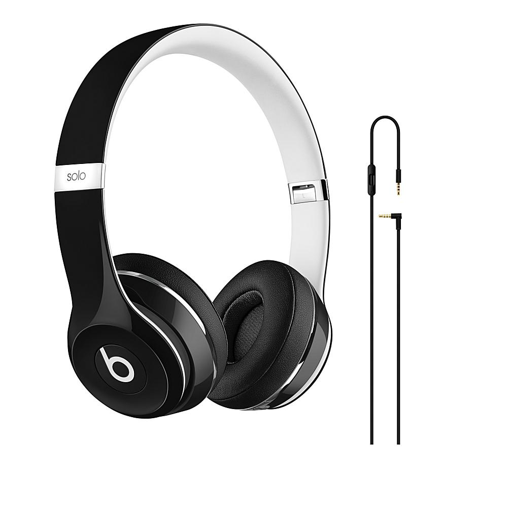 Beats by Dr. Dre Beats Solo2 Luxe Edition HD On-Ear Headphones with Carrying Case
