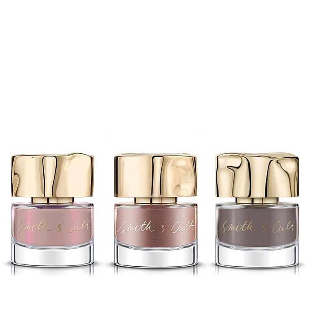 Smith & Cult Coming Up Rosey Nail Lacquer Trio