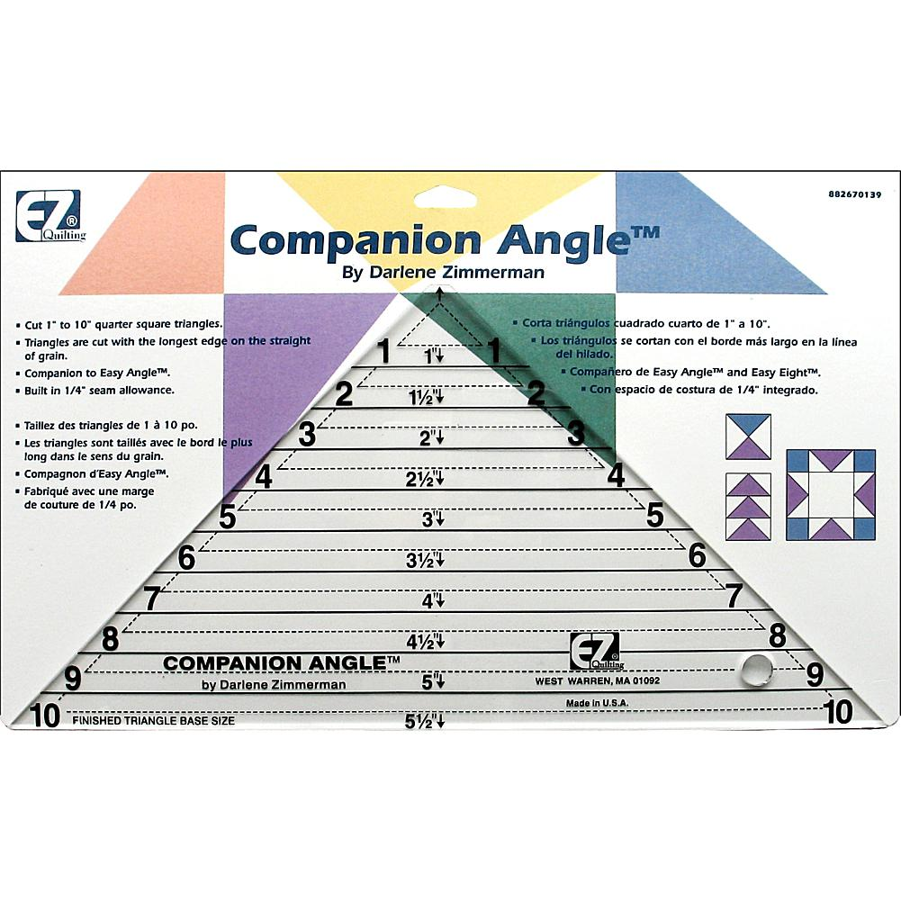 Crafts & Sewing EZ Quilting Companion Angle - 1 To 10