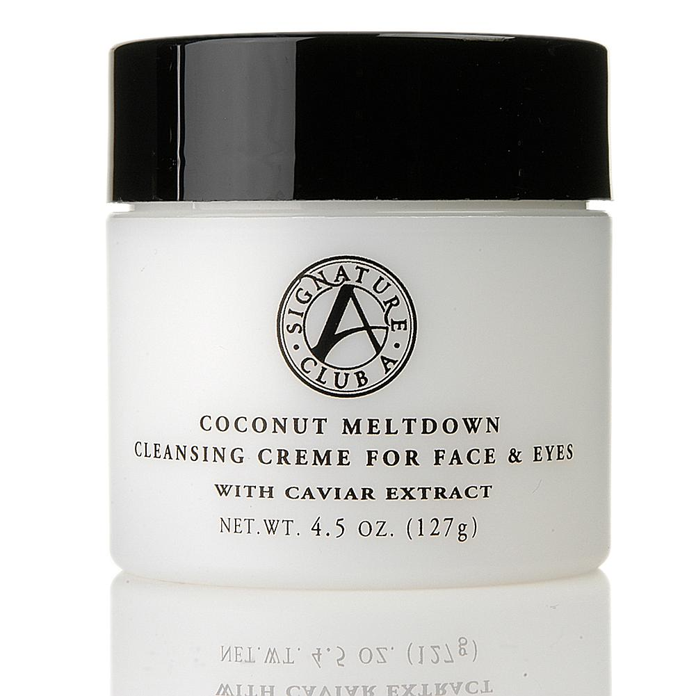 Signature Club A Coconut Meltdown Cleansing Creme for Face and Eyes