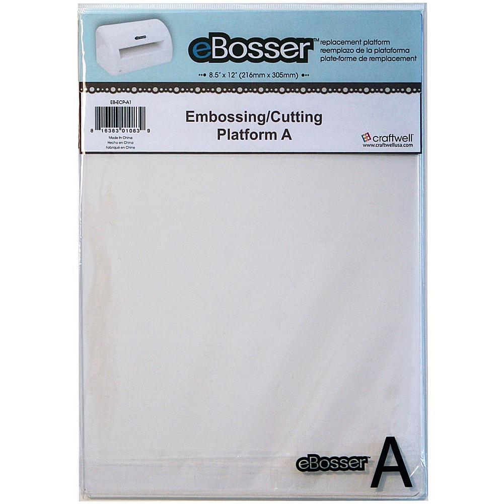 Craftwell eBosser Embossing and Cutting Platform A