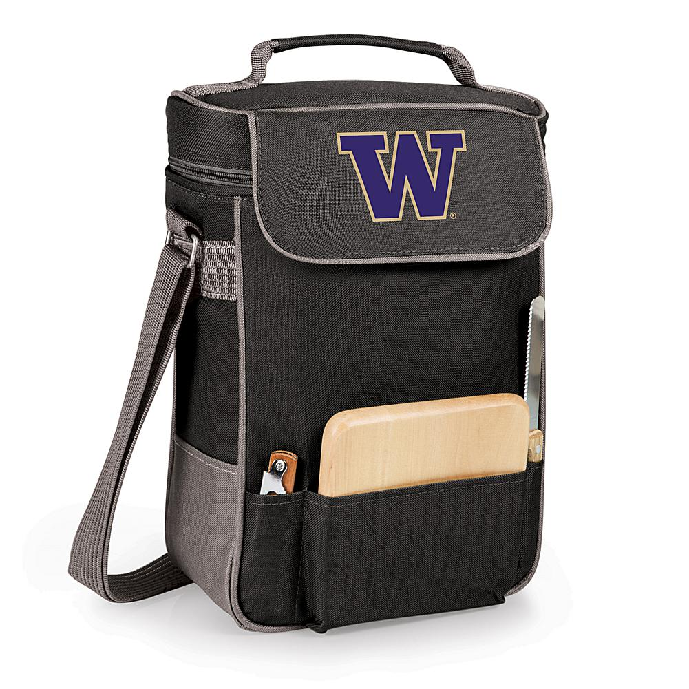 Picnic Time Duet Wine and Cheese Tote - University of Washington