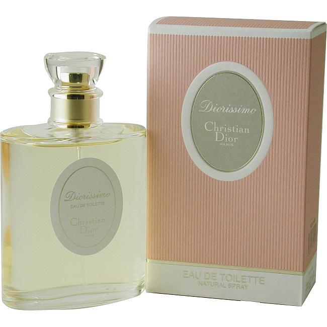 Diorissimo by Christian Dior Eau de Toilette Spray for Women 3.4 oz.