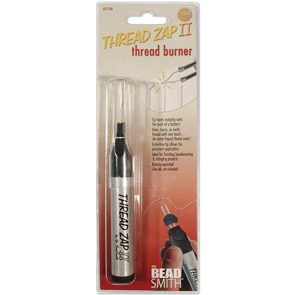 Crafts & Sewing Beadsmith Thread Zap II -
