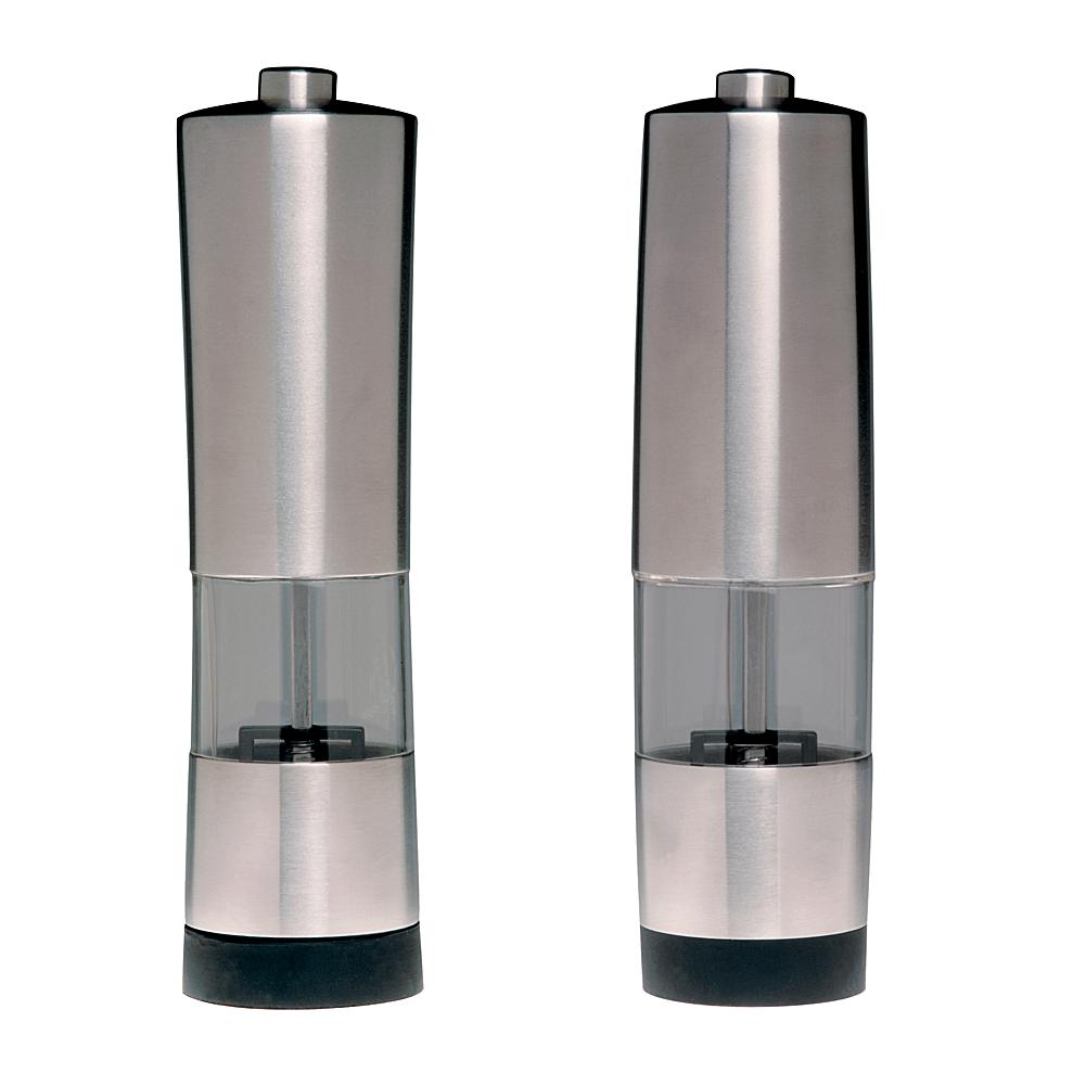 BergHOFF Geminis Electronic Salt & Pepper Mill Set