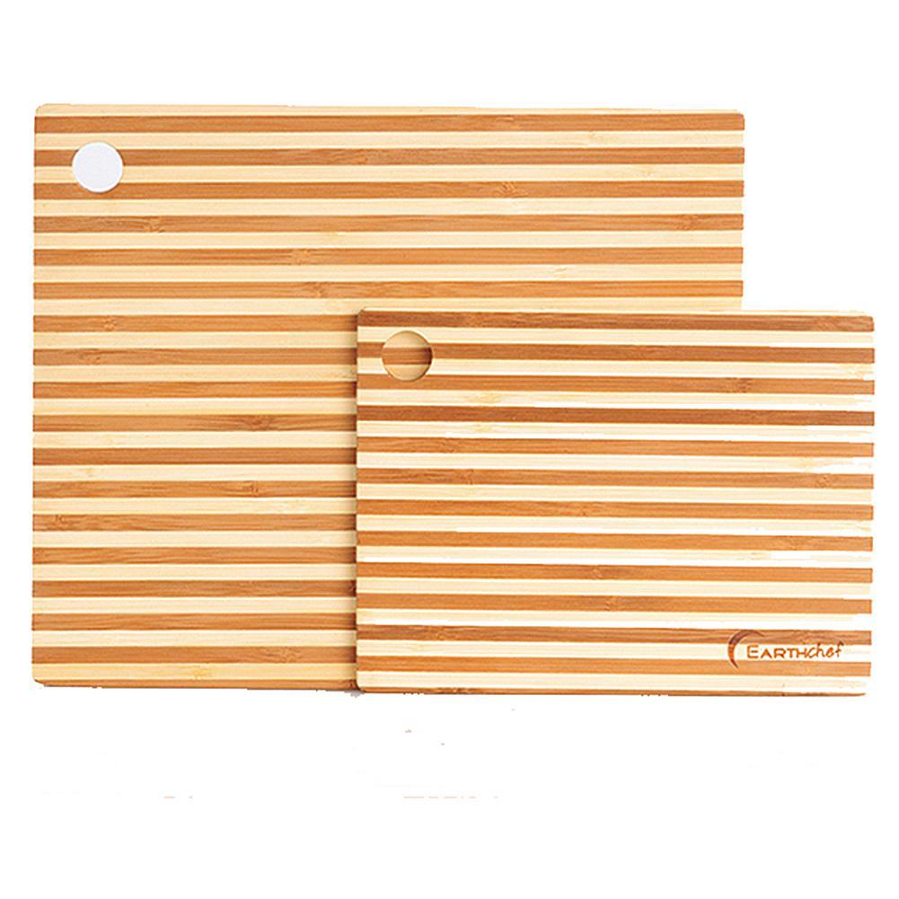 BergHOFF 2-piece Earthchef Bamboo Prep Board