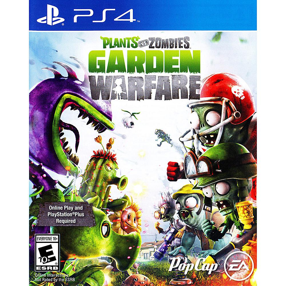 Sony Plants vs. Zombies Garden Warfare - PS4
