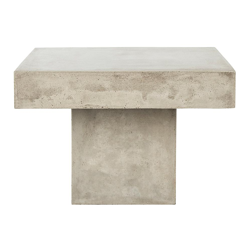 Safavieh Tallen Modern Concrete Coffee Table
