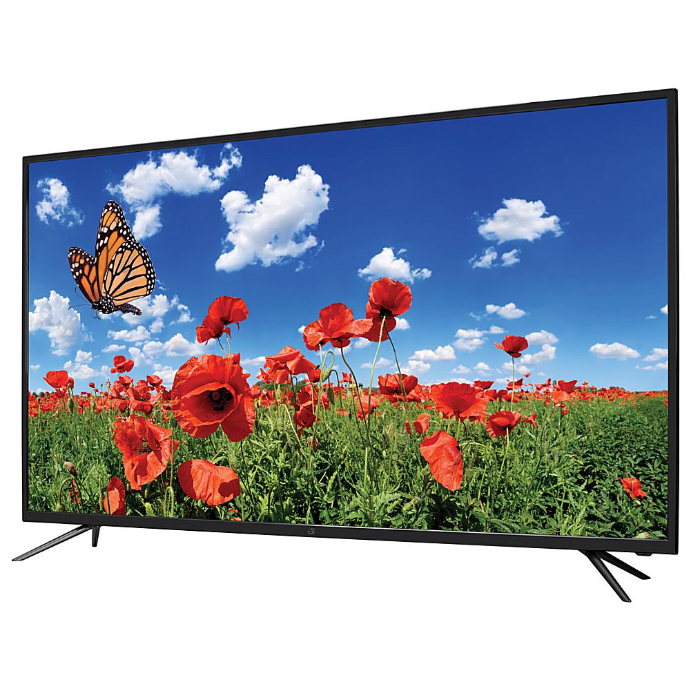 DPI, Inc GPX 55 4K Ultra HD DLED TV with Built-In DVD Player and HDMI Cable
