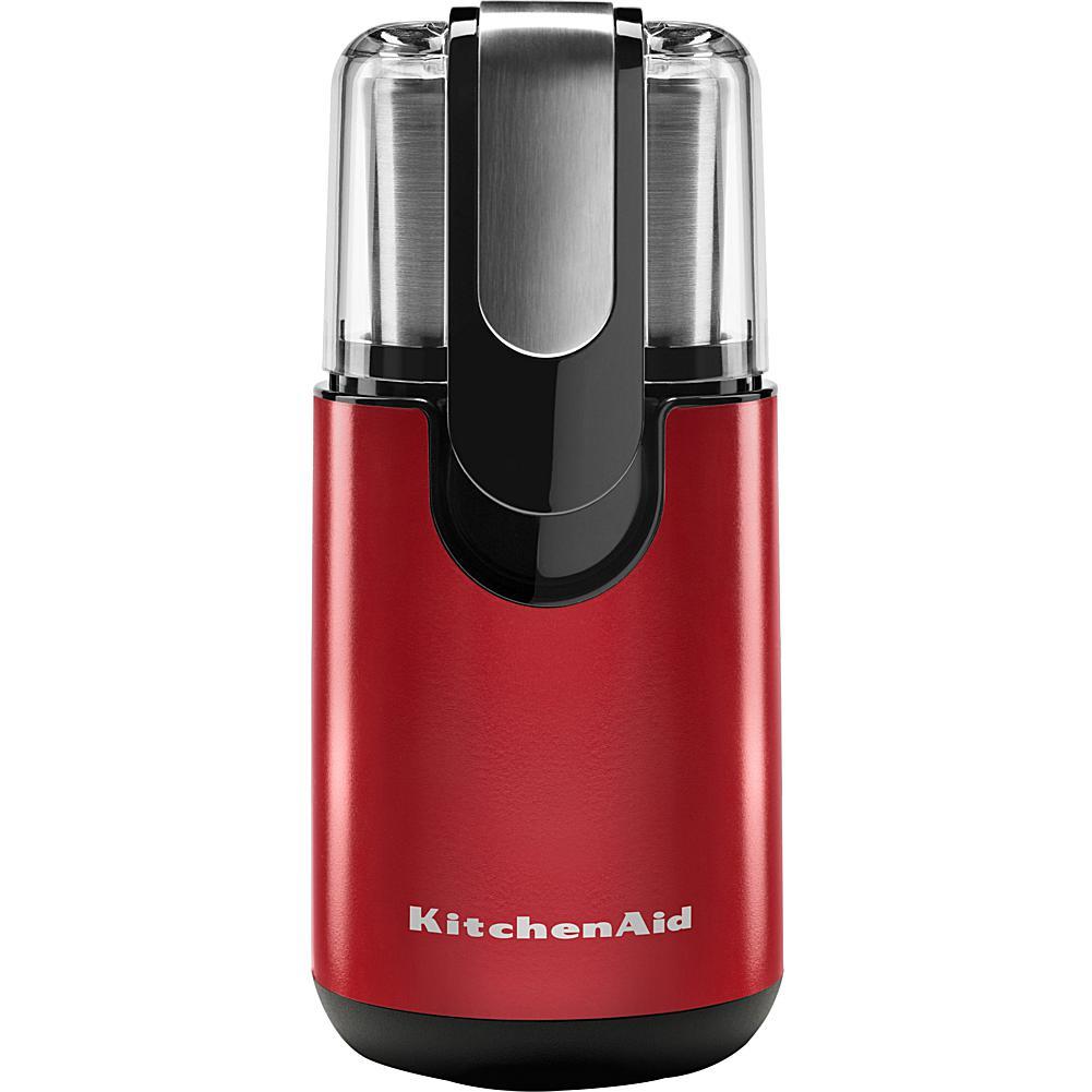 KitchenAid Blade Coffee Grinder Emp Red