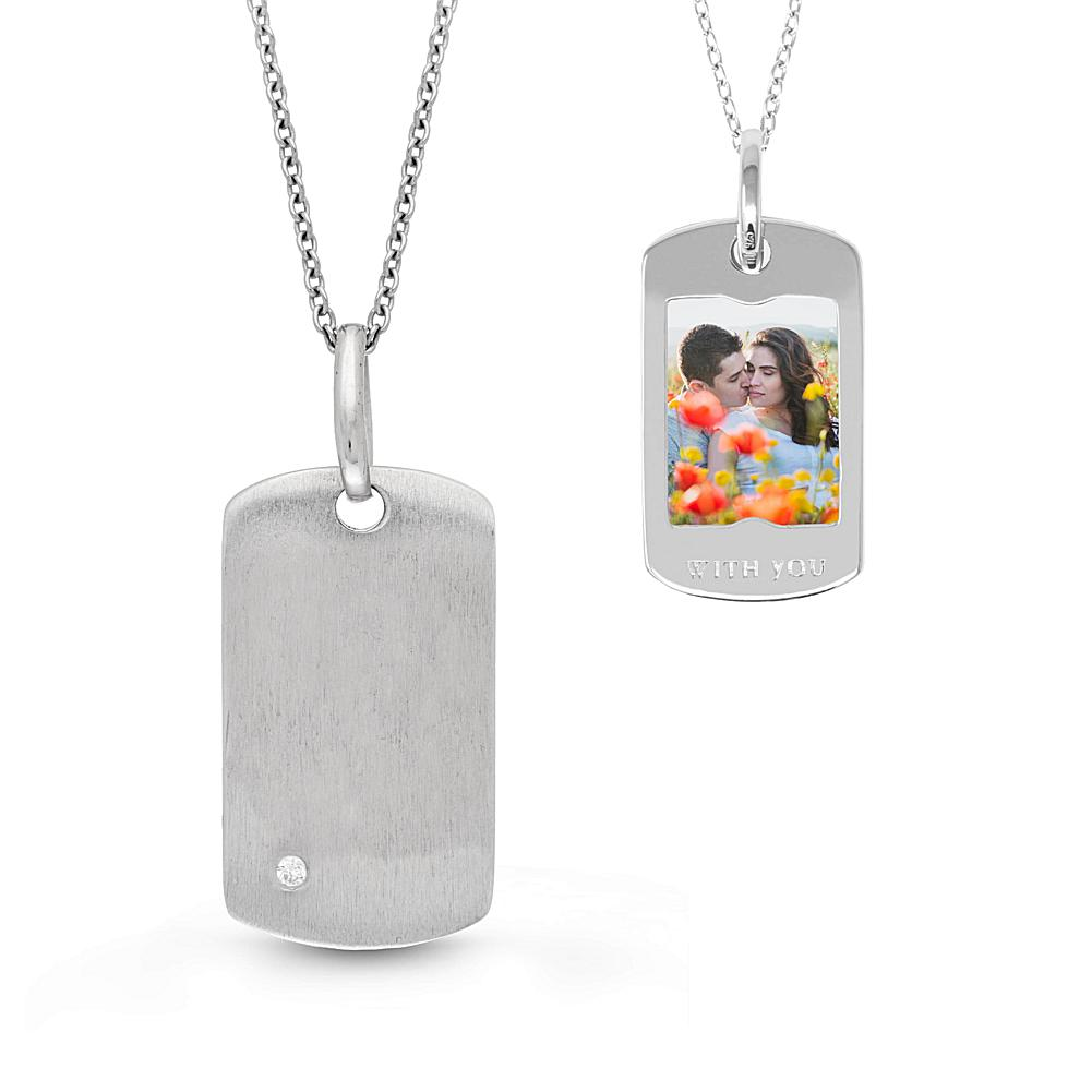 With You Lockets Sterling Silver Annie