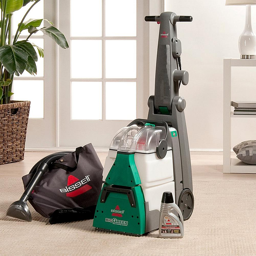Home Shopping Network Coupons For Bissell Big Green Clean Machine Deep Cleaner