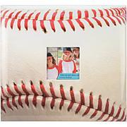 "12"" x 12"" Sport and Hobby Post-bound Album - Baseball"