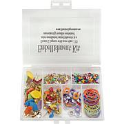 175-Piece Embellishment Kit - Tropical
