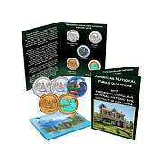 2017 Frederick Douglass Historic Site  5-Quarter Set