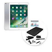 "2018 Apple iPad® 9.7"" 128GB Tablet with Accessories & Software Voucher"