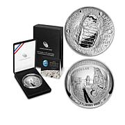 2019-P Proof LE Apollo 11 50th Anniversary 5 oz. Silver Dollar
