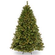 Winter Lane 7-1/2' Winchester Pine Hinged Tree w/Lights