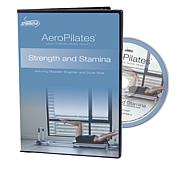 AeroPilates Strength and Stamina Workout DVD