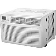 115V Window-Mounted Air Conditioner with Remote Control