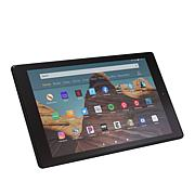 Amazon Fire HD 10 32GB Tablet with Custom Case and Apps