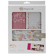 American Crafts Project Life Kit - Super Cute