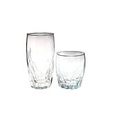 Anchor Hocking Central Park 16-piece Clear Glass Set