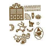 Anna Griffin® 13-piece Halloween Die Set