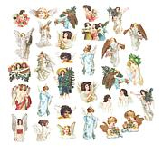 Anna Griffin® Angelic Stickers - Set of 120