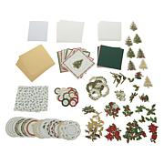Anna Griffin® Christmas China Cabinet Card-Making Kit