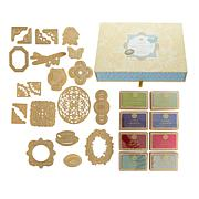 Anna Griffin® Impression Dies Finishing School Craft Box